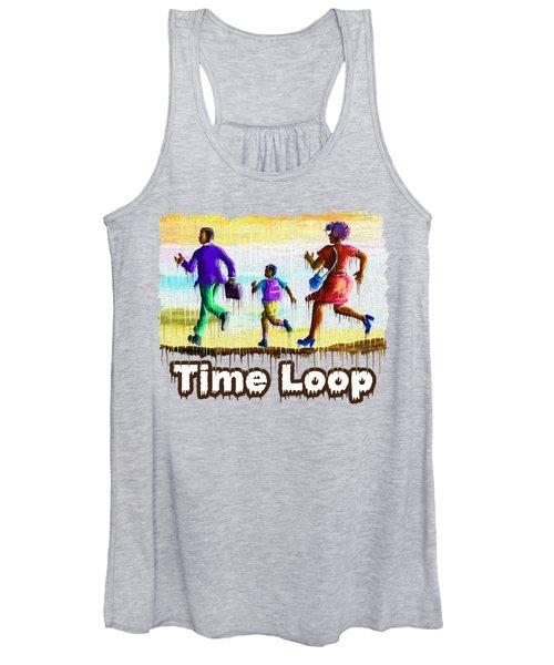 Time Loop Women's Tank Top