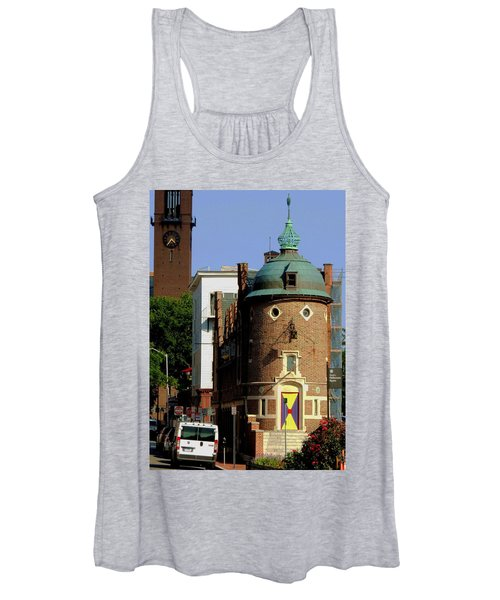 Time To Face The Harvard Lampoon Women's Tank Top