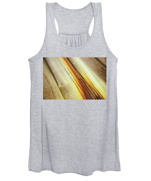 Tin Roof Abstract Women's Tank Top