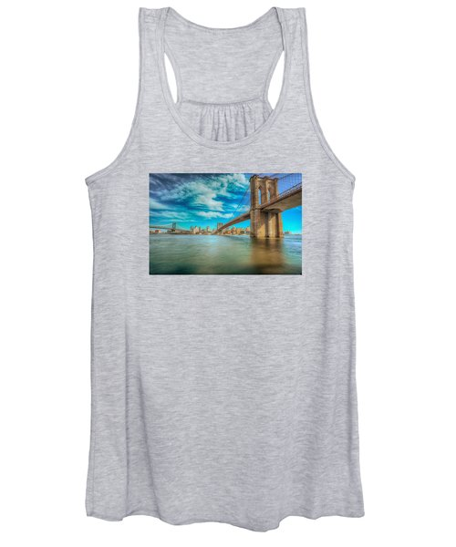 To Brooklyn And Back Women's Tank Top