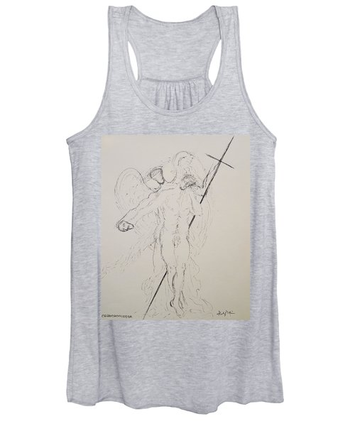 To Thine Own Self Be True Women's Tank Top