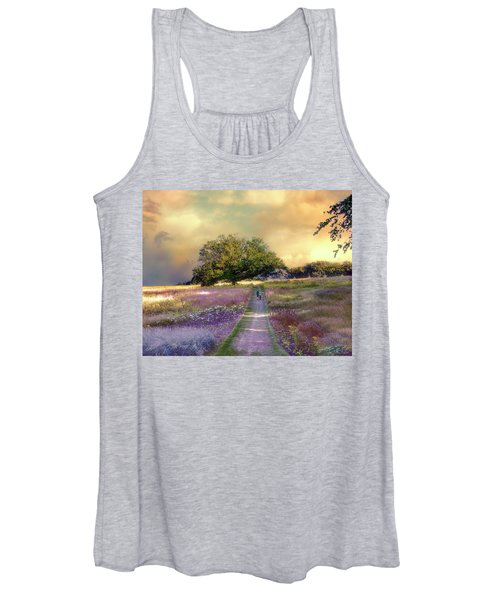 Together We Can Weather The Storms Women's Tank Top