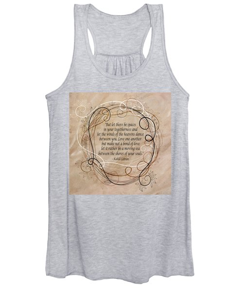 Togetherness Women's Tank Top