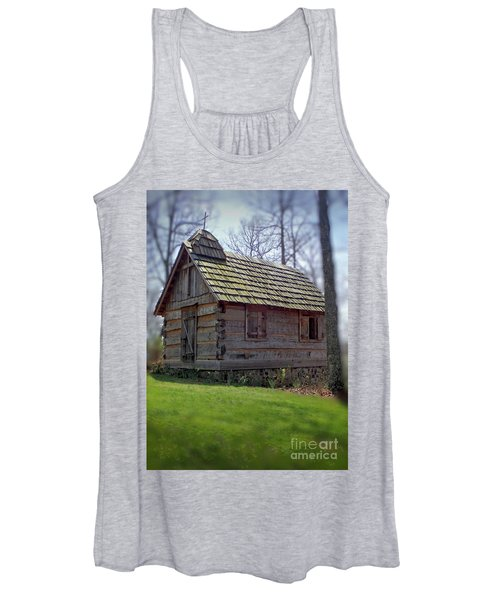 Tom's Country Church And School Women's Tank Top