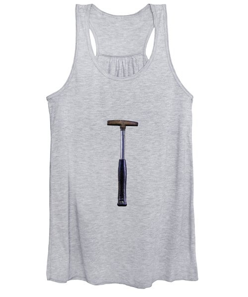 Tools On Wood 74 Women's Tank Top