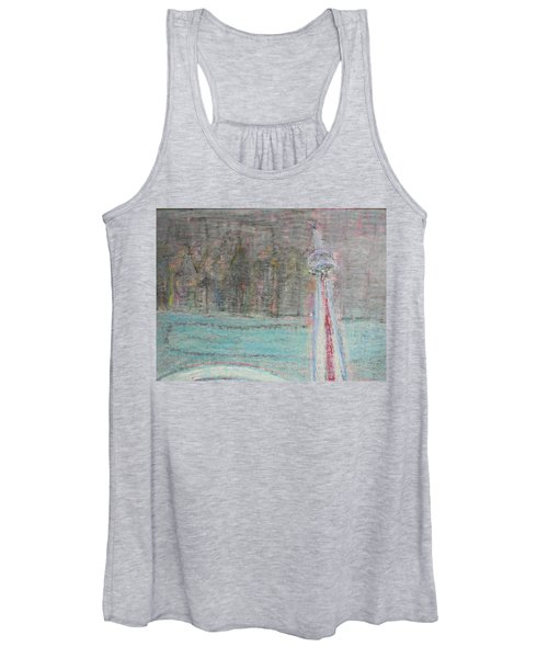 Toronto The Confused Women's Tank Top