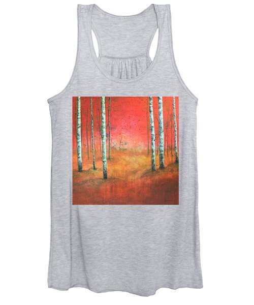 Totally Enthralled Women's Tank Top