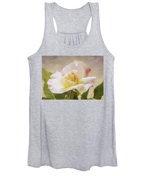 Touch Of Pink Women's Tank Top