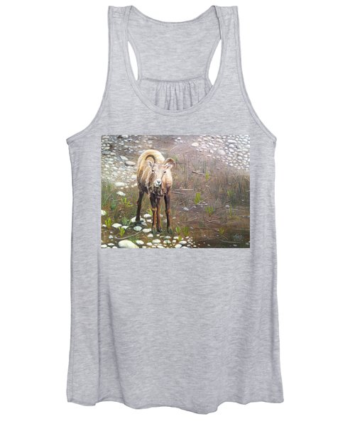 Tourist Attraction Women's Tank Top