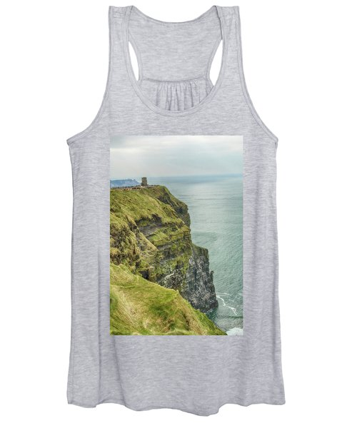 Tower At The Cliffs Of Moher Women's Tank Top