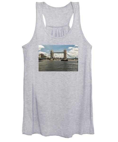 Tower Bridge A Women's Tank Top