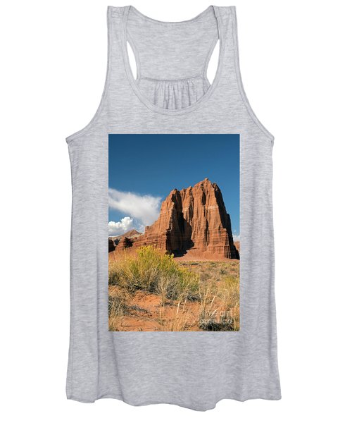 Tower Of The Sun Women's Tank Top
