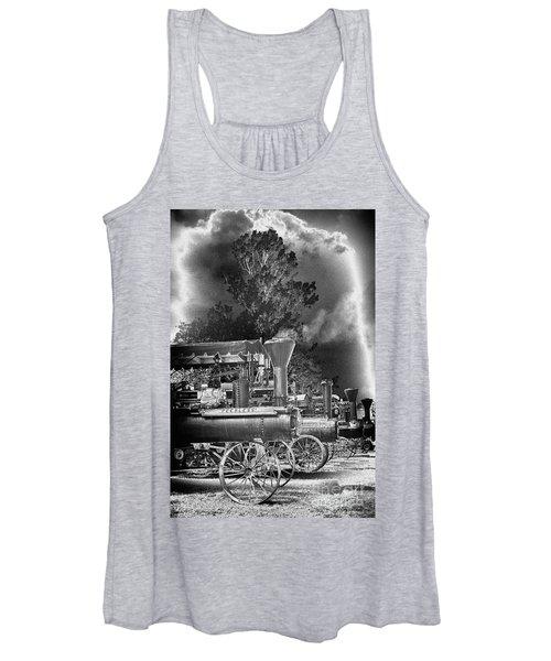 Tractor Row Women's Tank Top