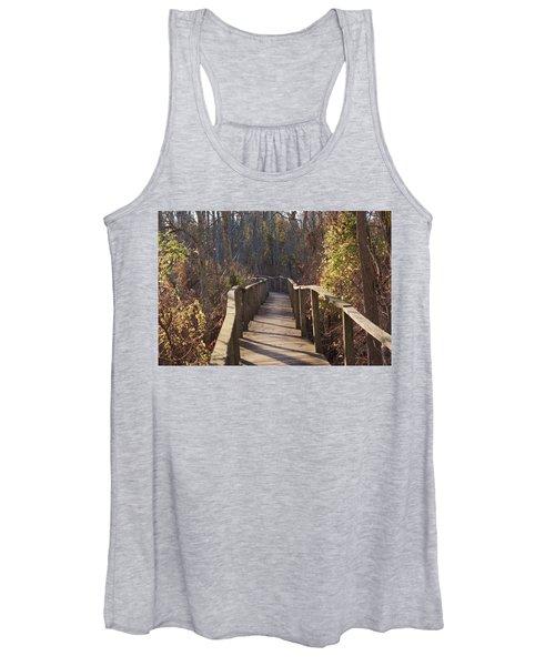 Trail Bridge Women's Tank Top