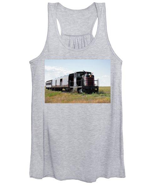 Train Tour Women's Tank Top