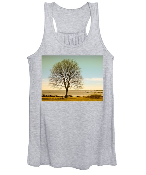 Tree At New Castle Common Women's Tank Top