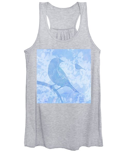 Tree Birds I Women's Tank Top