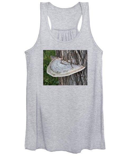 Tree Fungus Women's Tank Top