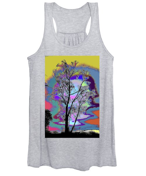 Tree - Story Of Life Women's Tank Top