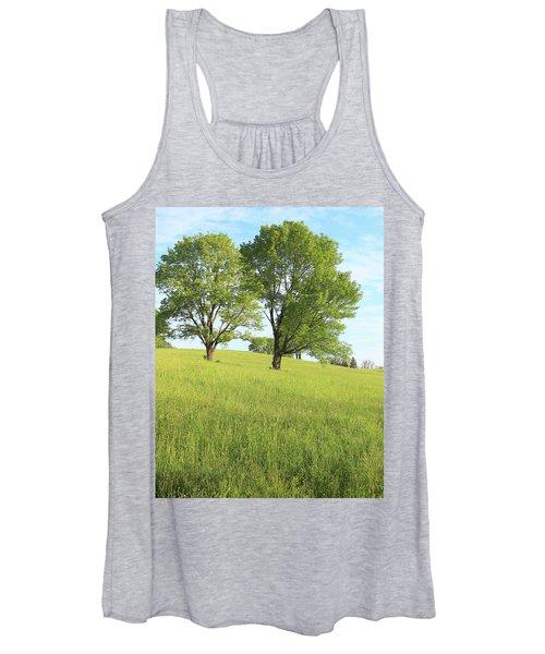 Summer Trees 2 Women's Tank Top