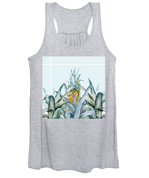 Tropical Feeling  Women's Tank Top