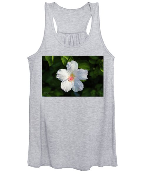 Tropical Flower 2 Women's Tank Top