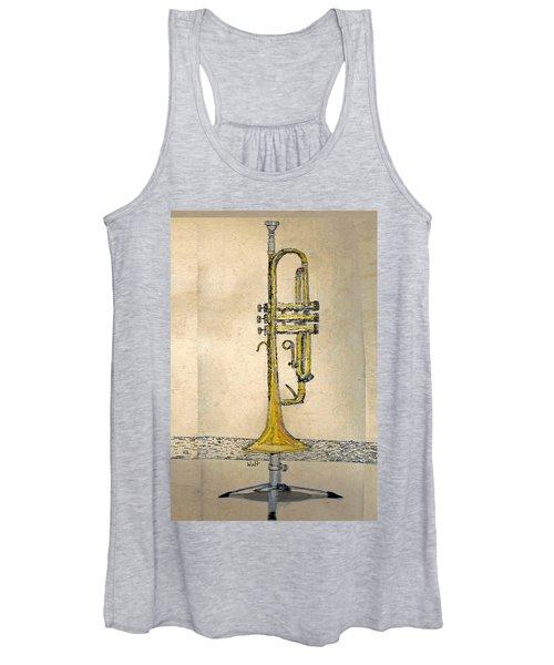 Trumpet Women's Tank Top