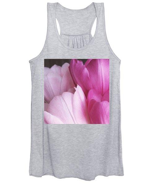 Tulip Petals Women's Tank Top