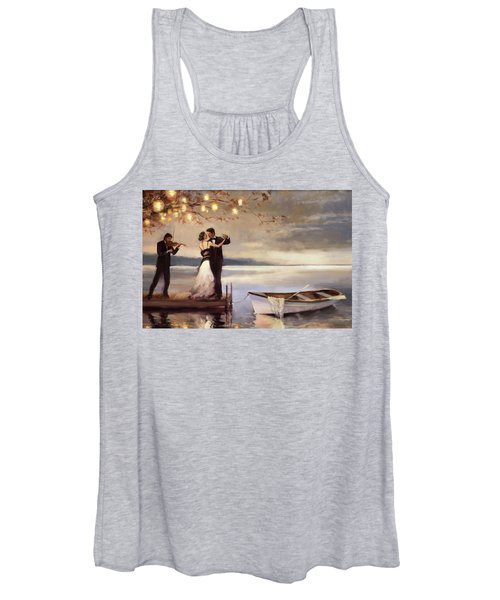 Twilight Romance Women's Tank Top