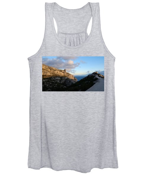 Two Point View Women's Tank Top