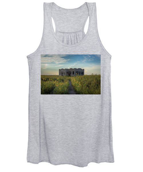 Tyrone School - Otero County, Colorado Women's Tank Top