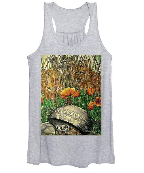 Undercover Women's Tank Top