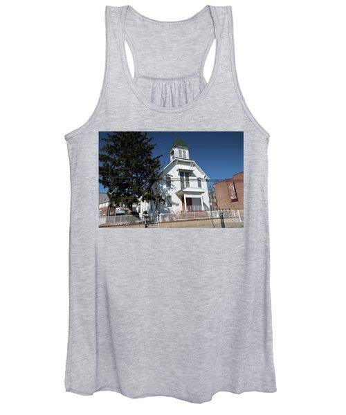 Union Evangelical Church Of Corona Women's Tank Top