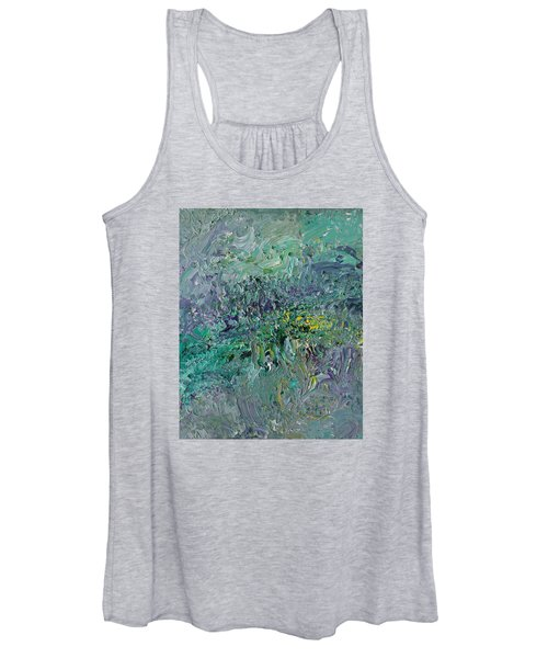 Blind Giverny Women's Tank Top