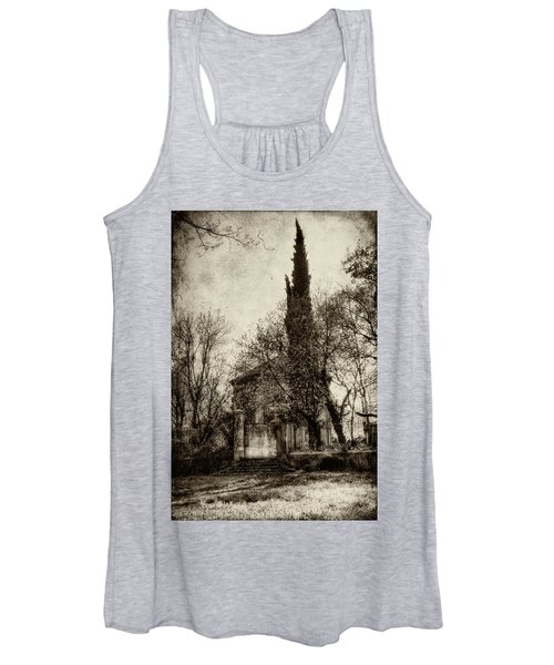 Untitled N.96 Women's Tank Top