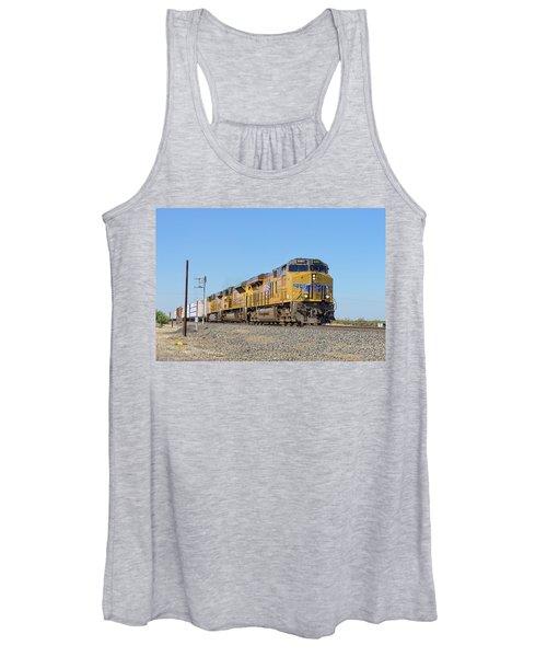 Up8107 Women's Tank Top