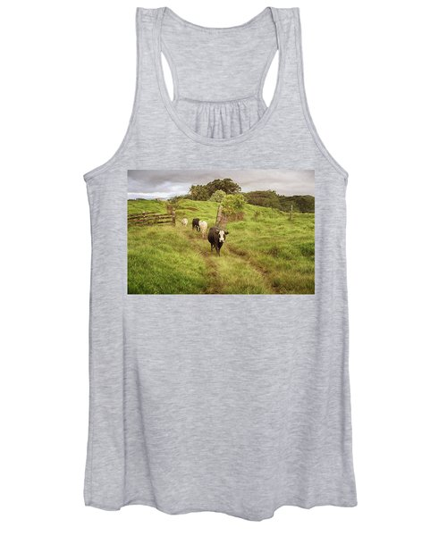 Upcountry Ranch Women's Tank Top