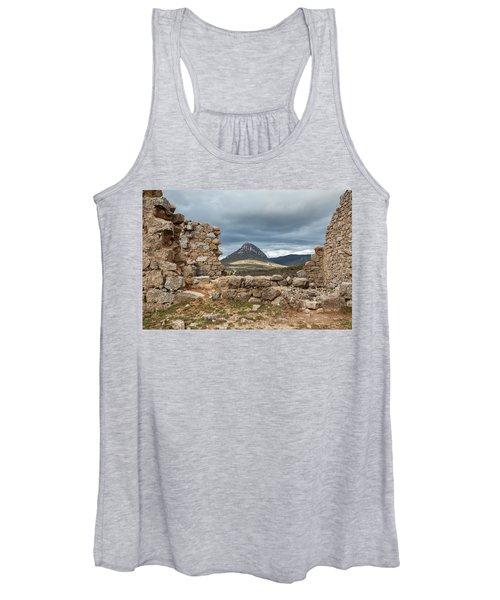 Urzulei Mountains Women's Tank Top