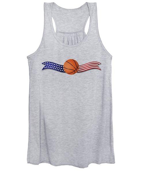Usa Basketball Women's Tank Top
