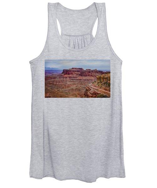 Utah Canyon Country Women's Tank Top