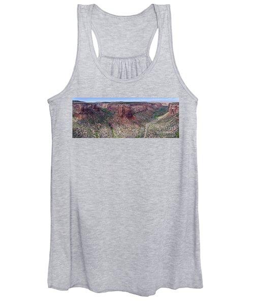 Ute Canyon Women's Tank Top