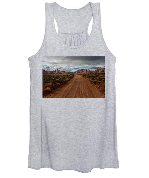 Valley Of The Gods Women's Tank Top