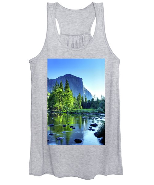 Valley View Morning Women's Tank Top