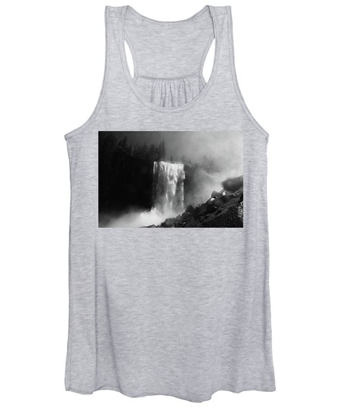 Vernal Fall And Mist Trail Women's Tank Top