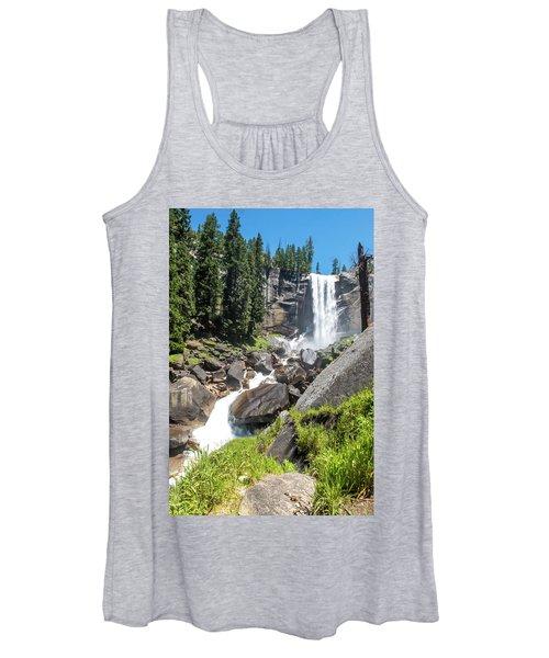 Vernal Falls- Women's Tank Top