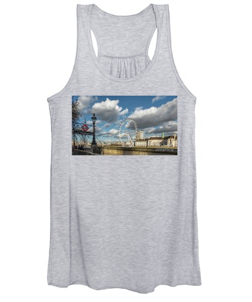 Victoria Embankment Women's Tank Top