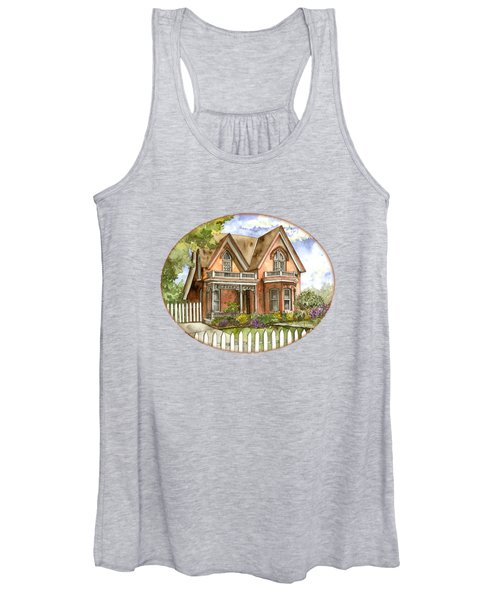 Victorian Beauty Women's Tank Top