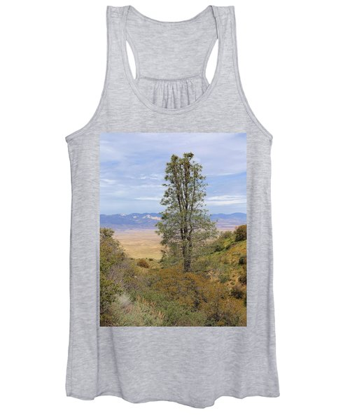 View From Pine Canyon Rd Women's Tank Top