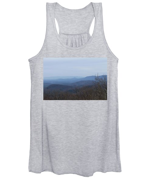 View From Springer Mountain Women's Tank Top