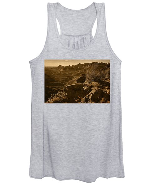 View From The Top Tnt Women's Tank Top